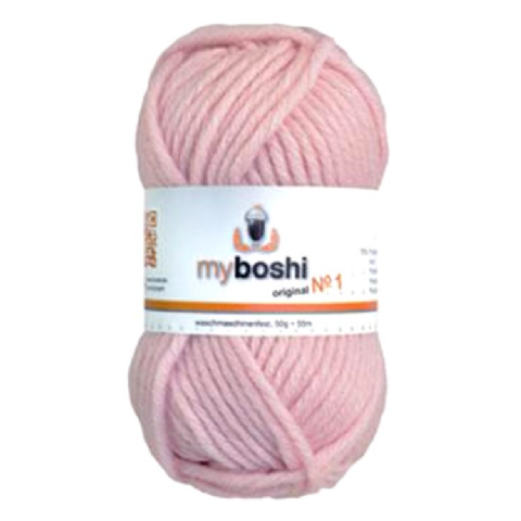 Pink 138 - Wool Balls 50g For DMC Myboshi Beanie Hats